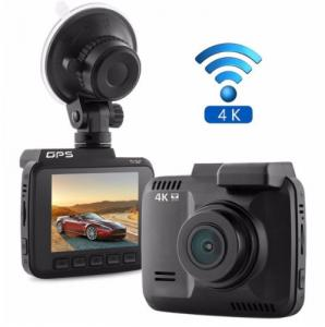 China the best ultra 4k hd dash camera with gps and wifi  for cars on sale