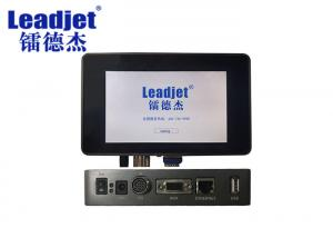 China Leadjet T300 High Resolution Inkjet Printer / TIJ Inkjet Printer For Carton Box on sale