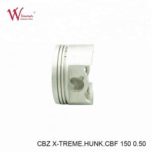 China Aluminum Motorcycle Engine Piston Water Cooling Type Custom Service Available on sale