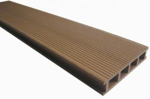 China outdoor wpc decking floor on sale