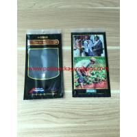Customized  Logo Cigar Humidor Bags Hold 4-6 / Cigar Packaging Bag