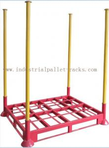 China Heavy Duty Portable Steel Stack Rack Used In Warehouse Space Saving on sale