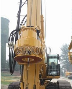 China Rotary Drilling Rigs TR280 Technical Specifications on sale