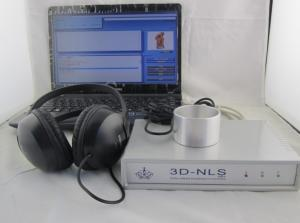 China 3D NLS Health Analyzer , body health analyzer,,3D NLS Diagnose analyzer on sale
