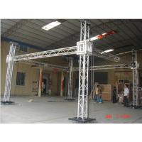 China Lightness Box Truss Aluminium Trusses Hanging Music Equipment Restaurant Decoration on sale