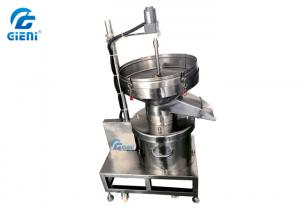 China Top Mixing Type Eye Shadow Powder Sifter Sieve Machine 80 Mesh on sale