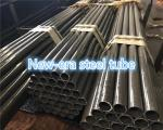 100Cr6 Bearing Steel Tube Astm Seamless Pipe Good Wear Resistance Round Shape