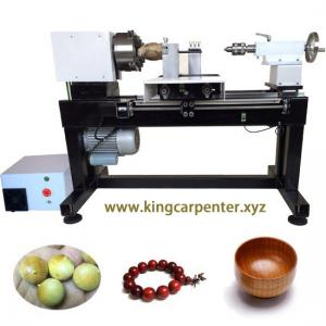 China wooden beads wooden bowl cnc mini turning lathe on sale