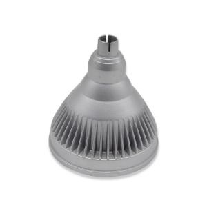 China Bulb LED Die Casting Lamp Fitting  Customizable Powder Coating Finishing on sale