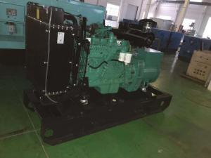 China OPEN Type 100kva Cummins 80kw Diesel Generator Three Phase Four Stroke 50HZ on sale