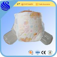 Cartoon Wetness Indicator Printed Ultra thin Good Quality Nice Baby Diaper