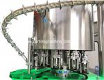 3 In1 Bottle Filling Machine / Soda Water Line Isobaric Beer Washing Filling Capping