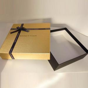 Golden Art Paper Cardboard Boxes For Sale Handcraft Boxes