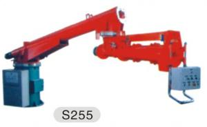 China High Speed Foundry Sand Mixer Machine With Flexible Double Arms Large Working Area on sale