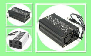 China 36V volt battery charger max 42V 2A automatic 3 steps charging for lithium battery on sale