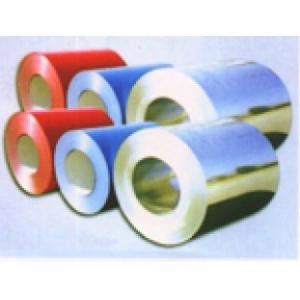 Quality JIS G3312 / GB / T 12754 / DX51D + Z Z60 to Z27 Zinc Prepainted Color Steel Coils / Coil for sale