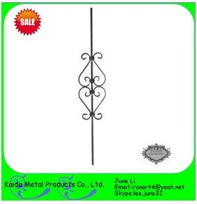China high quality  cast metal balusters bar  for home decoration on sale