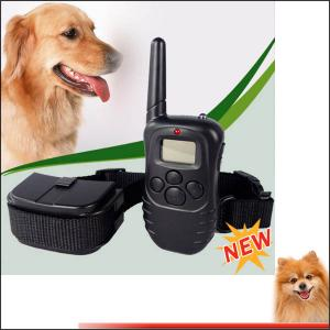 China Power Remote best dog training collars elecking collar with retail shock device on sale