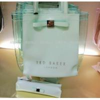 China Wholesale 2014 Newest Ted Baker handbag original  Ted baker transparent bowknot candy color shopping bag woman totes on sale
