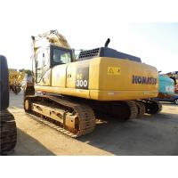 KOMATSU PC300-7 Used Crawler Excavator For Sale Iran