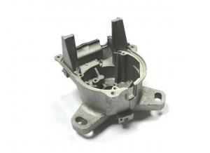 China Customer Design Aluminium Zink Alloy Die Casting Parts Vehicle Spare Parts on sale