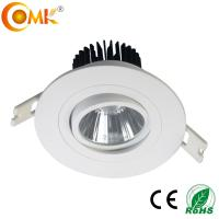 High quality aluminum 5W7W white painted Ceiling led Spotlights