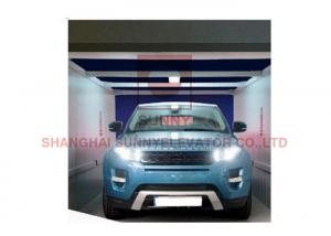 China ISO9001 3.2m MR Opposite Doors vehicle Automobile Elevator on sale