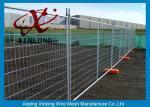 Painéis de cerco provisórios bondes exteriores com o certificado ISO9001/2008