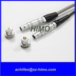 circular lemo 00S 0S1S series push pull coaxial connector