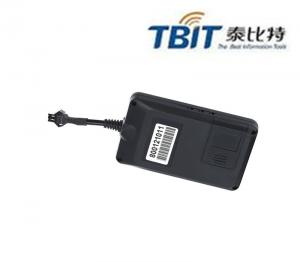 China Quad-band GSM Real-time GPS Tracking Device With 10m Positioning Accuracy For Car on sale