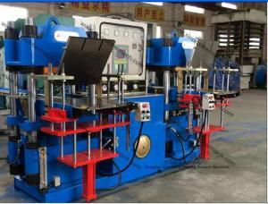 China Máquina de goma médica de la prensa de moldeo, prensa de moldeo de goma de compresión, vulcanizador de goma de la placa on sale