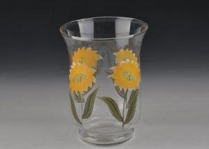 Quality Hand Painted Glassware for sale