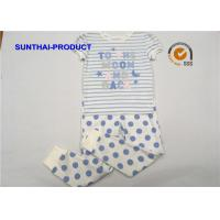 China Breathable Big Girls Clothing Sets , Toddler Clothing Sets T Shirt And Pants Sets on sale