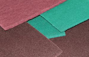 China Aluminum Oxide Non-woven Abrasives on sale
