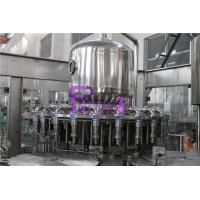 Glass Bottled Orange Juice Filling Machine Automatic Tea Drink Bottling Equipment