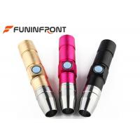USB Charge 365NM Black Light LED Flashlight, 5W High Power MINI Gem LED Torch