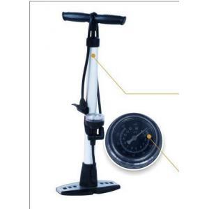 China air pump(air pump,bicycle pump,inflator)   tyre air pump FLOOR PUMP with pressure gage on sale