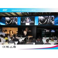 Synchronous control  P5 SMD 1/8 scan high brightness Indoor  Advertising LED Display Screen