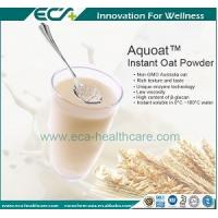 Zero- added,GREAT Taste ; Instant Oat Powder, Premium Health Supplements, Low viscosity,  Natural origin