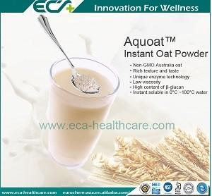 China Zero- added,GREAT Taste ; Instant Oat Powder, Premium Health Supplements, Low viscosity,  Natural origin on sale