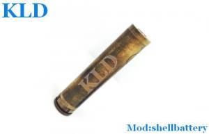 China E-Cigarette Mechanical Mod copper tube 26650 mod ecigator on sale