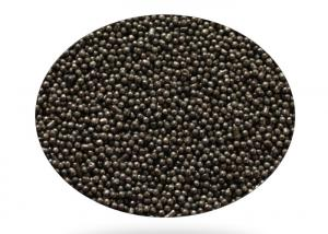 China Cast Steel Shot And Grit  Spherical  Shape Reach  Forging SAE Standard on sale