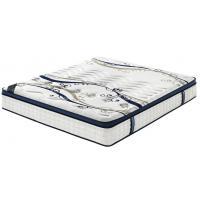 Custom Single Spring Bed Mattress , Queen Size Memory Foam Mattress