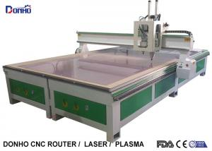 China Computerized 3D CNC Wood Carving Machine , Durable Woodworking CNC Router on sale