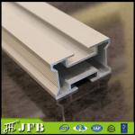 extrusion extruded industrial types of aluminum profile for wardrobe,cabinet