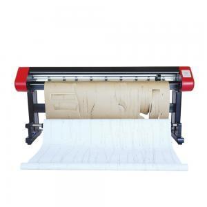 China 500W Print And Cut Machine , High Performance Vertical Cutting Plotter on sale