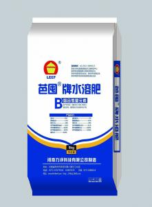 China LEEF®  Foliage fertilizer in agriculture 20-10-20 on sale