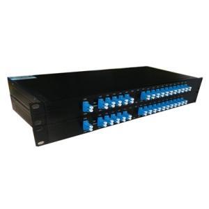 China 1310 Mux Demux CATV FTTH Rack Mount/Fiber Optic/CWDM supplier on sale