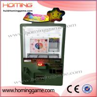 Beautiful design console machine/lucky star prize game machine/ coin operated game machine(hui@hominggame.com)