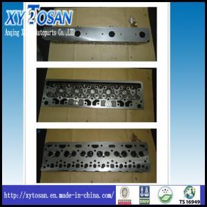 China cylinder head used for Mitsubishi on sale